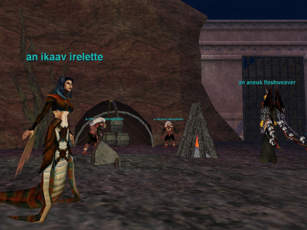 GAMER'S INTUITION - Game reviews - EverQuest: Gates of Discord