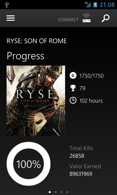 Ryse: Son of Rome finished
